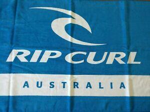 Ripcurl Beach Towel All Cotton Ideal Gift Idea New