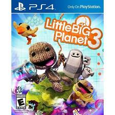 Little Big Planet 3 for Sony PS4 (PlayStation 4)