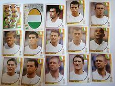 Panini World Cup 2002 WM WC 02 Korea seltene Iren Ireland Sticker aussuchen pick
