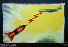 il mondo del futuro 208 stickers figurine lampo 1959 figurines lampo cromos sssz