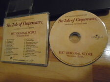 RARE PROMO The Tale of Despereaux CD soundtrack score WILLIAM ROSS Consideration