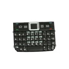 Replacement Black Keypad Buttons Keyboard For Nokia E71 New Spare Repair Part