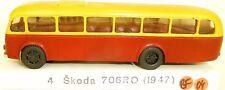Skoda 706 Rd Bus V&v H0 1:87 BF04 Å
