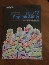 Year 12 English Skills Student Workbook 3rd Edition