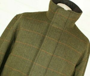 MUSTO Tweed Jacket XL Gore-Tex LOVATMILL Hunting Country Casual Shooting Winter