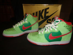 Nike SB Dunk Dr Feelgood Rare SZ 11 Deadstock original box