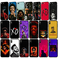 Graphic Inspired by The Weeknd by Phone Case Compatible With Iphone 7 XR 6s Plus 6 X 8 9 11 Cases Pro XS Max Clear Iphones Cases Phone TPU 32986137331 Spotlight Manning Sticker