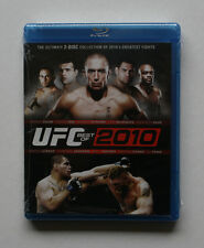 UFC BEST OF 2010 BLU-RAY THE ULTIMATE 2-DISC COLLECTION OF 2010 GREATEST FIGHTS