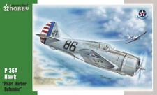 """Special Hobby Curtiss P-36A Hawk 'Pearl Harbor Defender """"modelo 1:32 Nuevo y Sellado"""