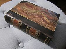 Thackeray, The Virginians, first issue, two volumes bound as one, 1858-59!