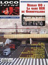 LOCO REVUE 607 DE 1997, CONSTRUISONS UNE 1-231 D EN HO