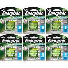 Energizer Recarga Aa Pilas Recargables Nimh 2300mAh 6 Packs X 4= 24