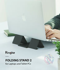 Ringke [Folding Stand 2] Foldable Laptop Stand Anti-Slide Portable Multi Angle