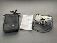 Olympus Stylus 120 35mm Point & Shoot AF Film Camera 38-120mm Zoom