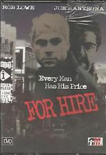 For Hire - Rob Lowe, Joe Mantegna  / DVD #11130