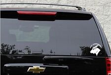 cashmere goat decal