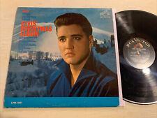 Elvis Presley Elvis' Christmas Album LP RCA Mono LPM-1951 VG-