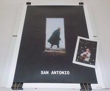 Justin Timberlake Man of the Woods Tour Vip San Antonio #d/560 Poster +Photo Set