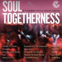 Soul Togetherness 2018 - Various Artists (NEW CD)