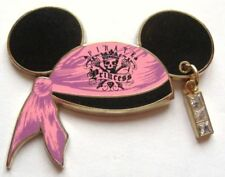 Disney *3D* Pin Mickey Mouse Ear Hat - Pirate Princess