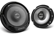"KENWOOD KFC-1665S 6.5"" 300W CAR 2-WAY BUILT IN TWEETERS COAXIAL SPEAKERS NEW"
