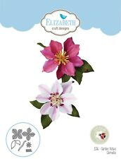 New listing Elizabeth Craft Designs Garden Notes - Clematis S-7 - New