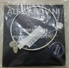 Authentic Disney Alex And Ani Diamond 60th Anniversary Edition Bangle Bracelet