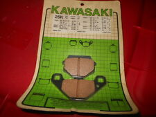 NOS 1983-1988 Kawasaki KX125 KX250 KX500 Bake Pads 25K