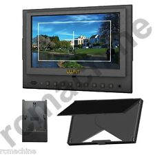 "Lilliput 7""5D-II HDMI IN LP-E6 adapter Camera field Monitor Canon 5D2 5d3 5D-III"