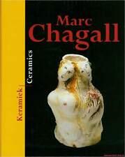 Fachbuch Marc Chagall Keramik, über 100 Werke, TOP Buch, tolle Bilder, BILLIGER