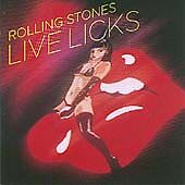 The Rolling Stones - Live Licks (Live Recording, 2004) 2 CD