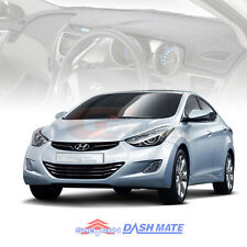 DASH MAT HYUNDAI ELANTRA MD JUN/2011 to June/2012 Charcoal or Black DM1230