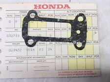 HONDA CB350 SL350 GENUINE OEM 14592-286-310 CAM CHAIN COVER GASKET HG-82