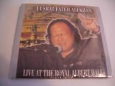 LIVE AT THE ROYAL ALBERT HALL - NUSRAT FATEH ALI JHA...