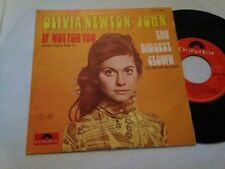 "OLIVIA NEWTON JOHN - SPANISH 7"" SINGLE SPAIN IF NOT FOR YOU POLYDOR 71"