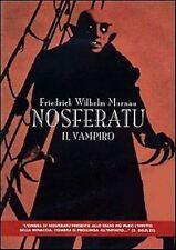 Nosferatu Il vampiro (1922) DVD Nuovo Sigillato Friedrich Wilhelm Murnau