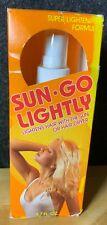 Sun Go Lightly ~ Vintage 80s Super Lightening Formula  ~ 4.7oz - RARE!