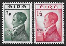 Ireland 1953 150th Death Anniv. of Emmet Set (MNH)