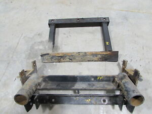 USED MEYER SNOW PLOW CLASSIC MOUNT 17111 1999-2010 CHEVY GMC 2500 3500