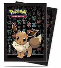 Ultra Pro Eevee Deck Protector Trading Card Sleeves - 65Pack Pokemon
