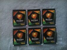 panini euro 2004 portugal  6 pochettes 30 stickers  ronaldo rookie ?
