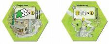 Keyflower Game: Emporium & Monument expansion tiles spielbox