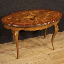 Small Table Furniture Table Low Living Room Wooden Inlaid Antique Style 900
