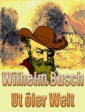 Wilhelm Busch: Ut oler Welt - eBook im PDF-Format - Master Reseller Lizenz