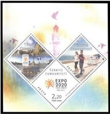 TURKEY 2013, EXPO 2020 IZMIR MEMBERSHIP, BLOCK, MNH