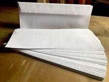 60 Half C4 / A4 Wallet Envelopes White 100gsm Self Seal For Weddings, Leaflets