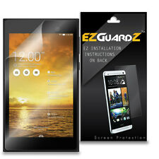 3X EZguardz LCD Screen Protector Skin Cover HD 3X For Asus MeMo Pad 7 ME572C