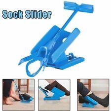 Sock Slider - Easy on, Easy off Sock Aid Kit & Shoe Horn, Pain Free No Bending
