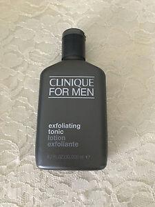 Clinique For Men Exfoliating Tonic 6.7oz/200ml NEW FRESH  2020