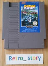 Nintendo NES Turbo Racing PAL